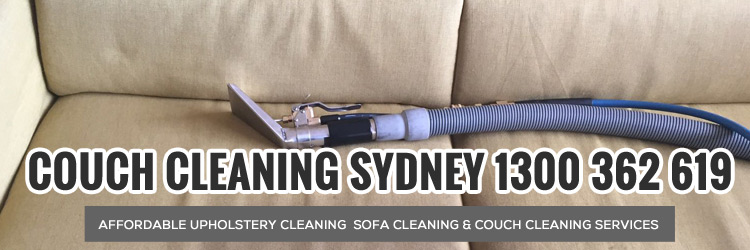 Couch Steam Cleaning Balmain East