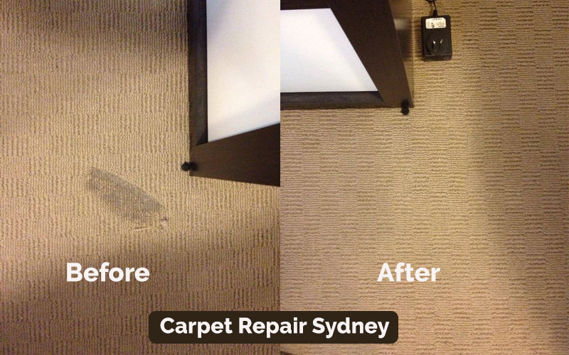 Carpet Repair Hmas Rushcutters