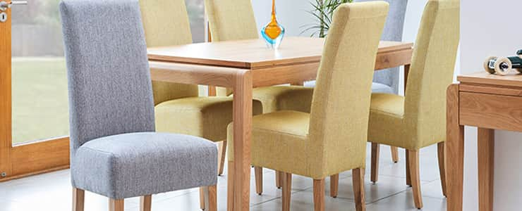Dining Chairs and Sofas Cleaning Service